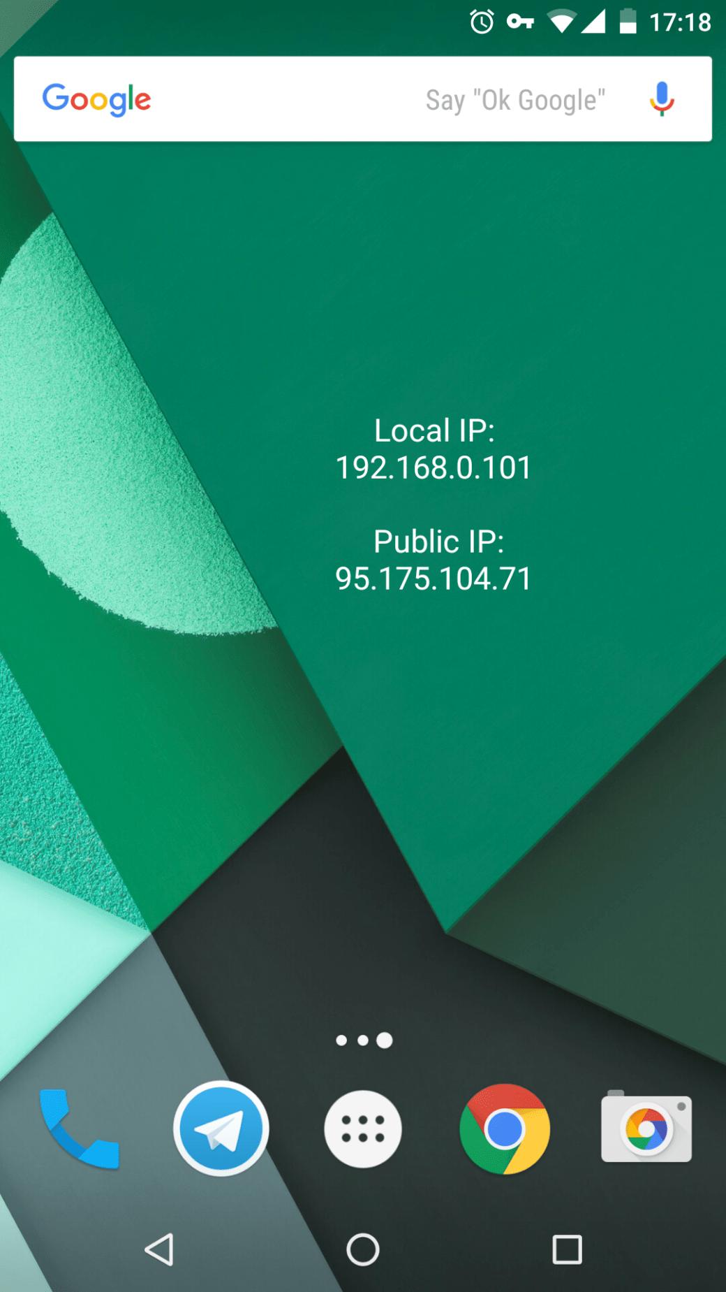 IPview widget